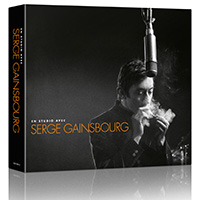 Serge Gainsbourg En studio avec Serge Gainsbourg (CD)