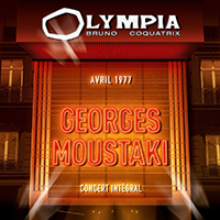 Georges  Moustaki Olympia April 1977