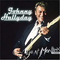 Johnny Hallyday Live At Montreux 1988   (2LP)
