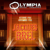 Jacques Brel Olympia 1964 & 1966