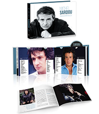 Michel Sardou Mes premieres et dernieres danses  (20 CD box set)