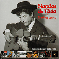 Manitas de Plata The Gipsy Legend