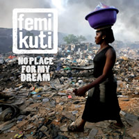 Femi Kuti No Place For My Dream