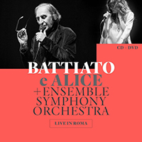 Franco  Battiato Battiato and Alice Live In Roma (CD & DVD)